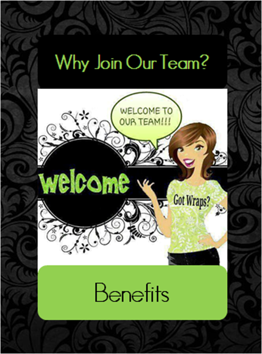 Benefits of Joining our It Works Body Wrap Team