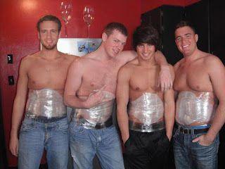 It Works Body Wraps for Men
