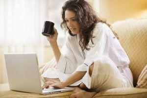 Internet home based business