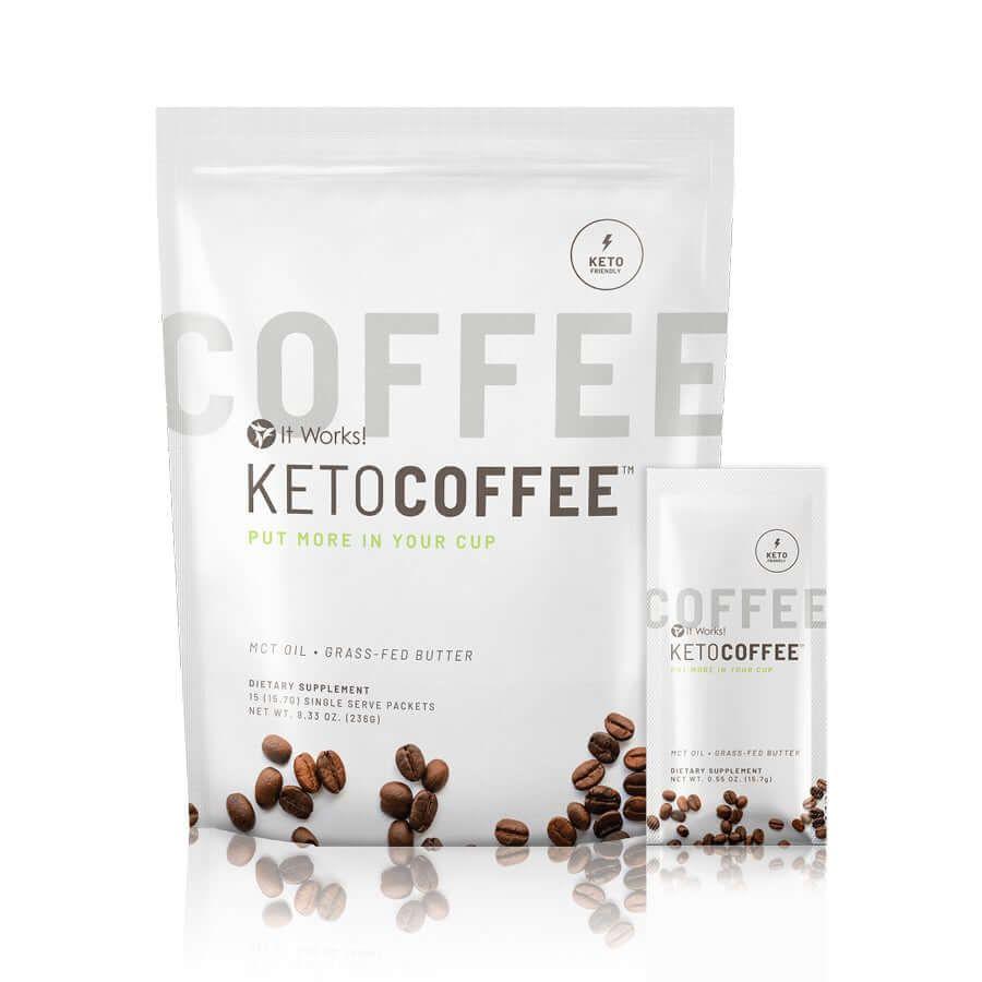new keto coffee